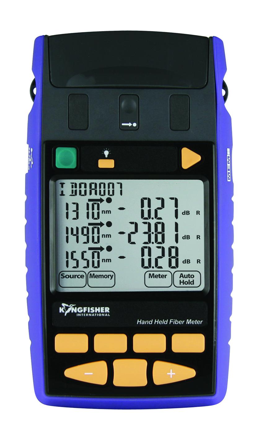 Optical Power Meter : Ki series optical power meters